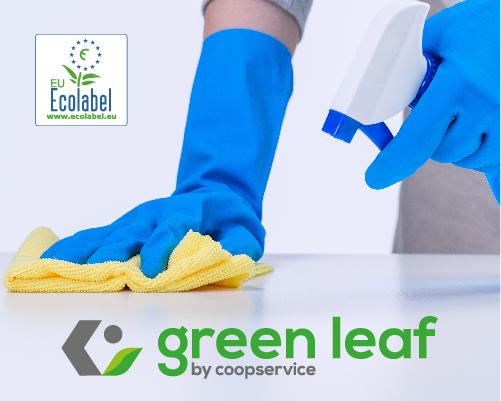 Il marchio Ecolabel UE per i servizi di pulizia