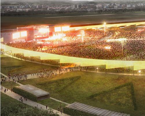 RCF Arena vince il prestigioso premio THE PLAN Award 2020
