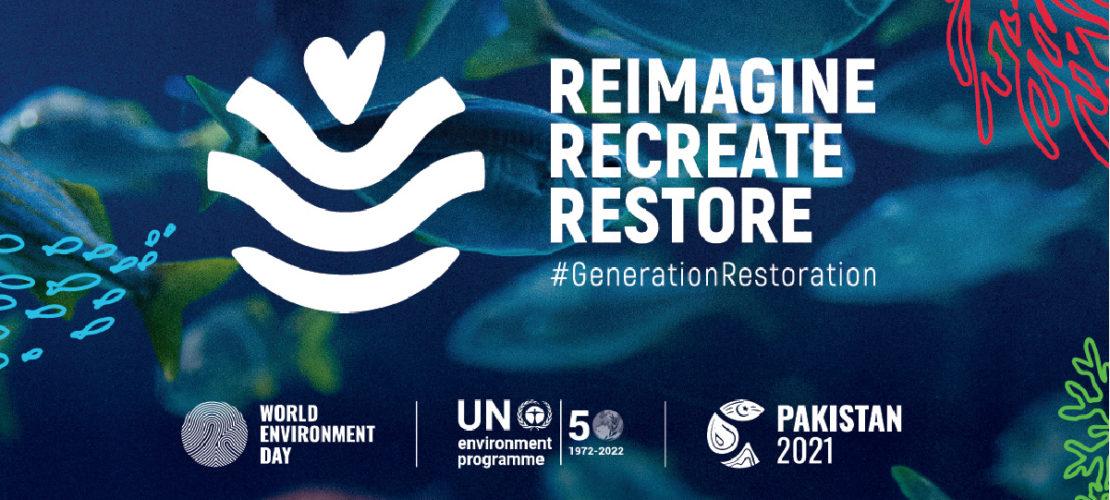 La Giornata dell'Ambiente apre il decennio dell'Ecosystem Restoration